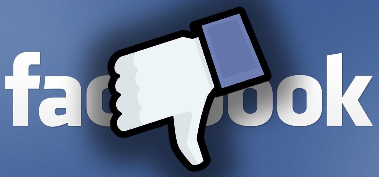 Leaving Las Facebook